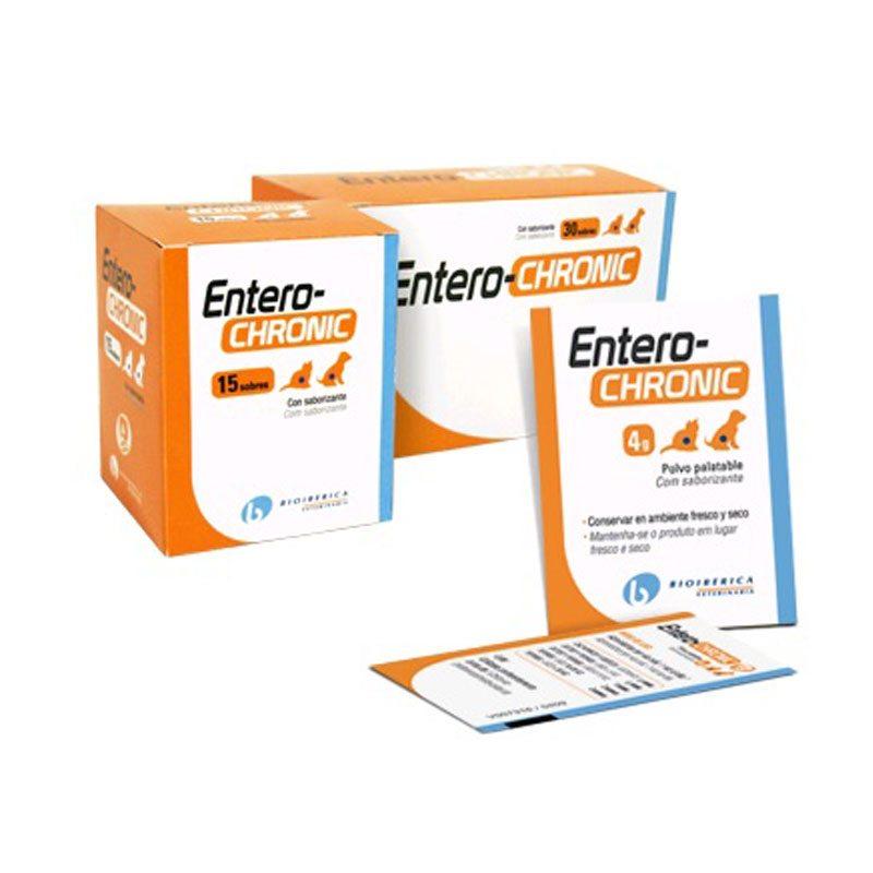 Entero-Chronic ved betennelser i tarmen