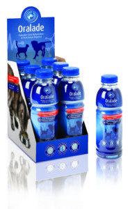 Oralade for dehydrerte hunder og katter